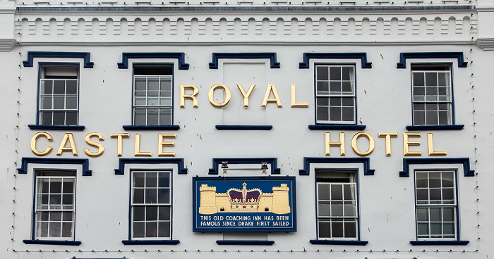 Dartmouth Royal Castle Hotel