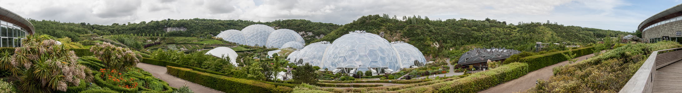 St Blazey Eden Project