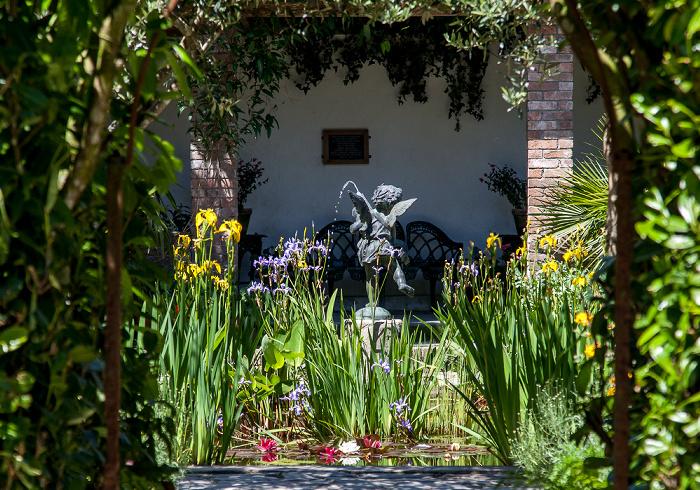 Mevagissey Lost Gardens of Heligan: Northern Gardens