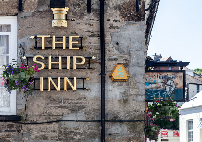 Mevagissey The Ship Inn