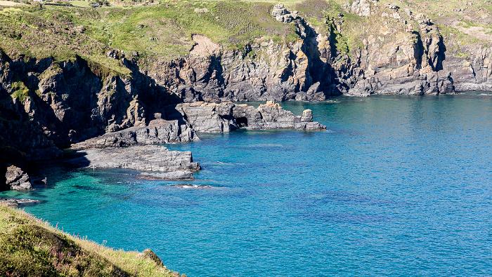 Lizard Housel Bay, Ärmelkanal (English Channel)