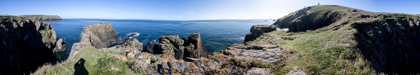 Lizard Point, Housel Bay, Ärmelkanal (English Channel)