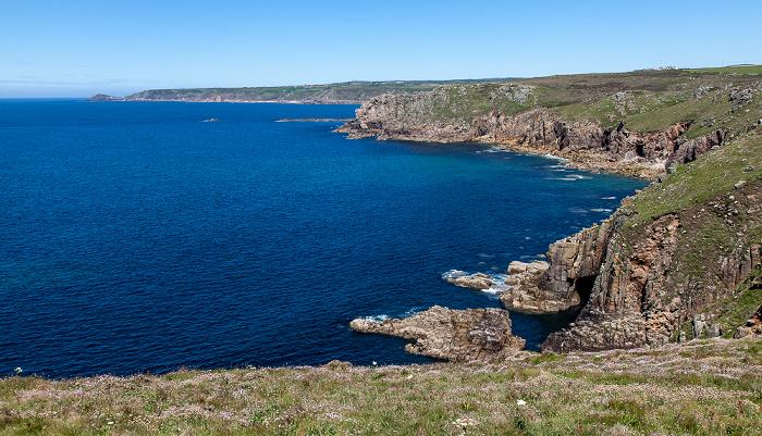 Land's End Atlantik