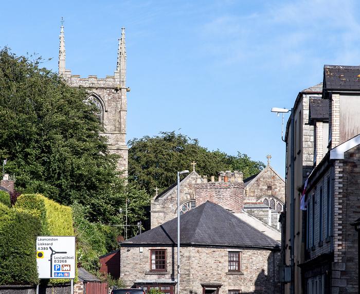 Bodmin Dennison Road, St Petroc's Church