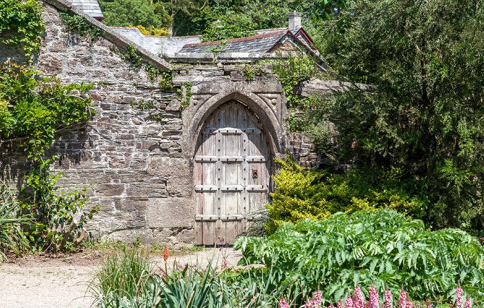 Bodmin Lanhydrock Garden