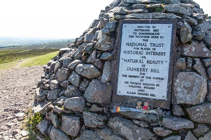Exmoor National Park Dunkery Hill: Dunkery Beacon - Teddy und Teddine