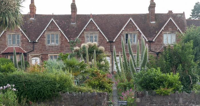 Minehead Quay Street: Coastguard Cottages