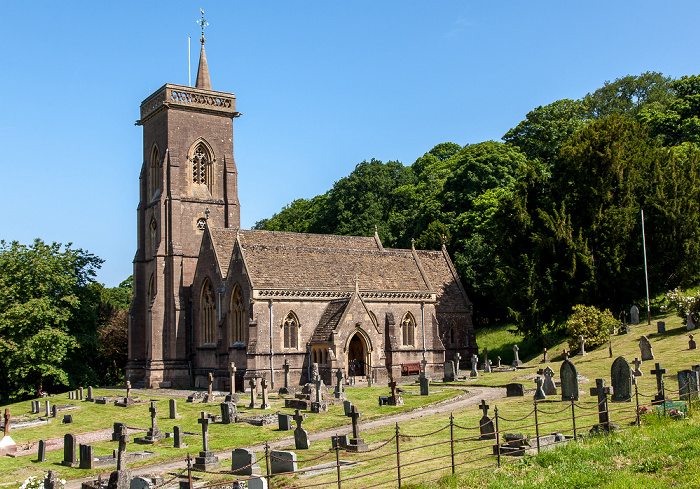 West Quantoxhead St Etheldreda Church