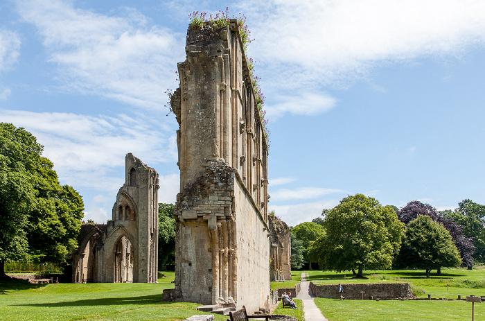Glastonbury Abbey: The Great Church