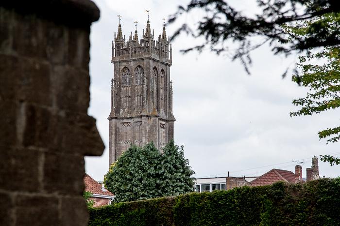 Glastonbury Church of St John the Baptist