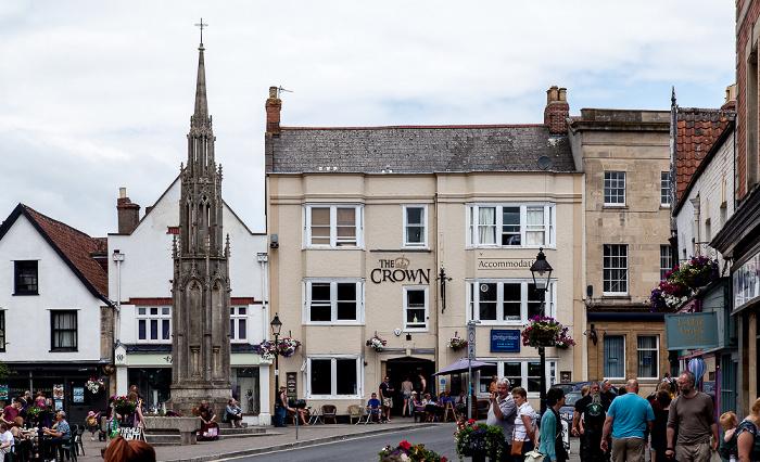 Glastonbury Market Place