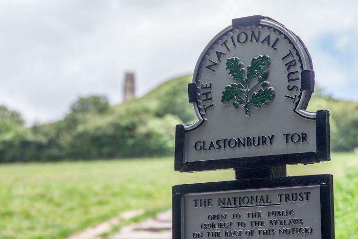 Glastonbury Tor St Michael's Tower