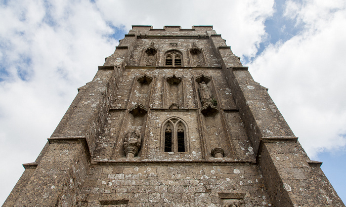Glastonbury Tor: St Michael's Tower