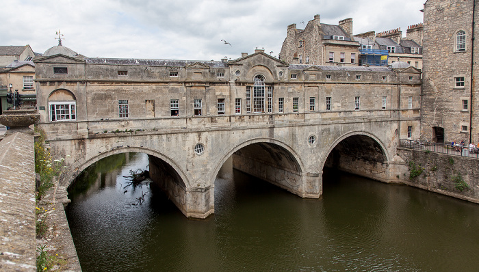 Bath Pulteney Bridge, River Avon