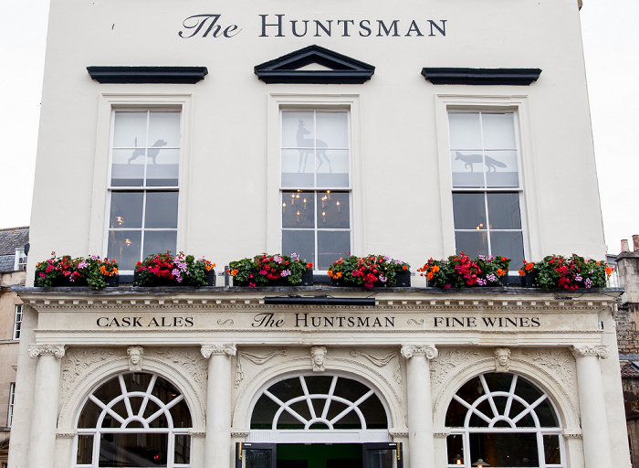 Bath Terrace Walk: The Huntsman