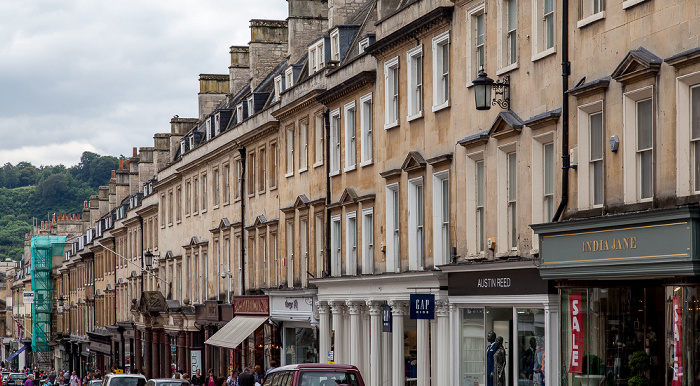 Bath Milsom Street
