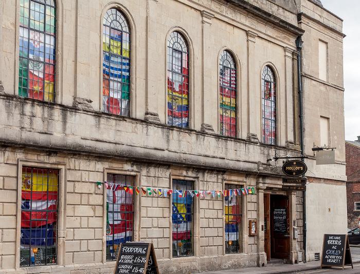 Bath Barton Street: Molloy's