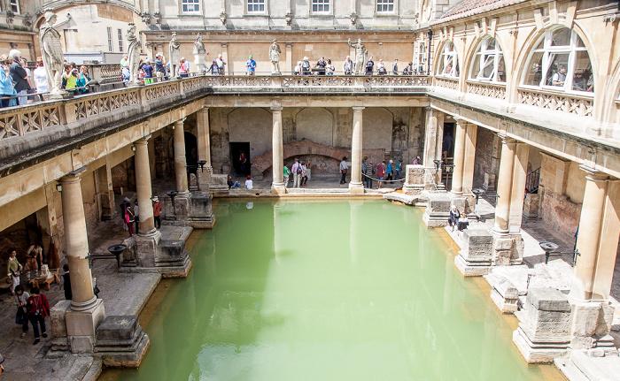 Roman Baths: Great Bath