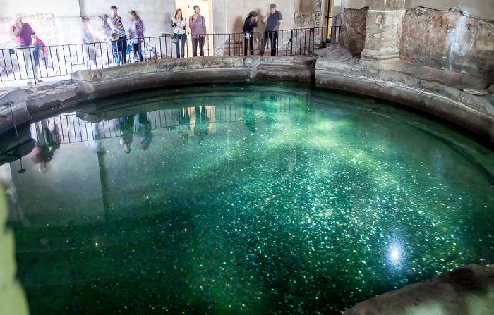 Roman Baths: Circular Bath