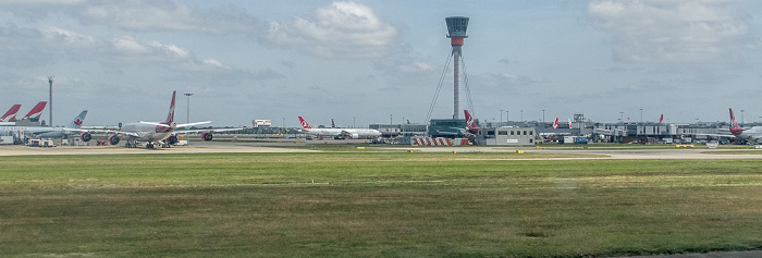 London Heathrow Airport: Tower