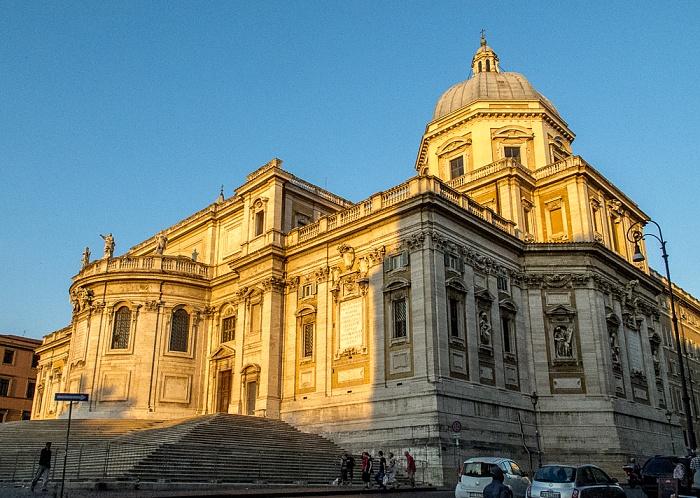 Rom Basilica di Santa Maria Maggiore