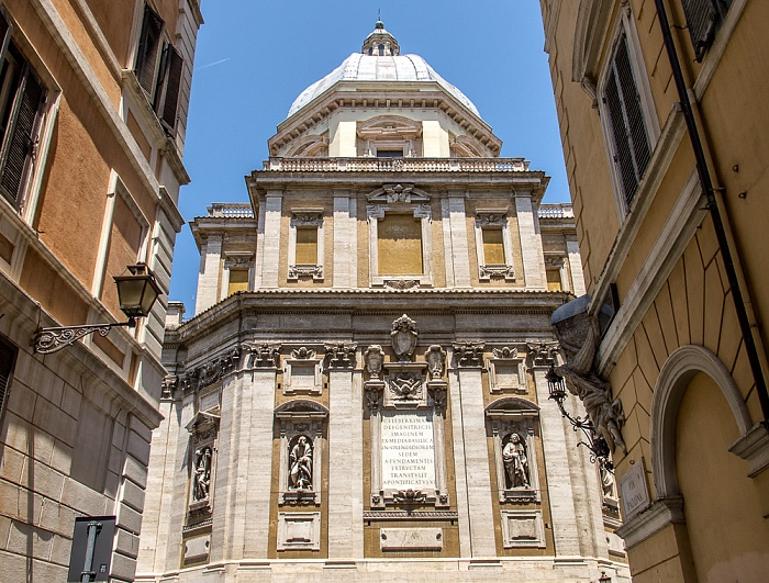Rom Monti: Via Paolina, Basilica di Santa Maria Maggiore