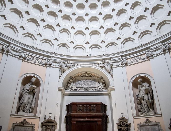 Chiesa di San Bernardo alle Terme Rom