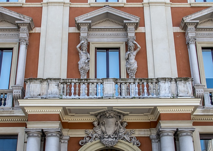 Castro Pretorio: Piazza di San Bernardo Rom