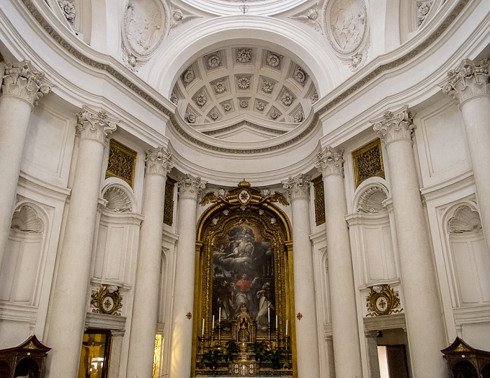 Chiesa di San Carlo alle Quattro Fontane Rom