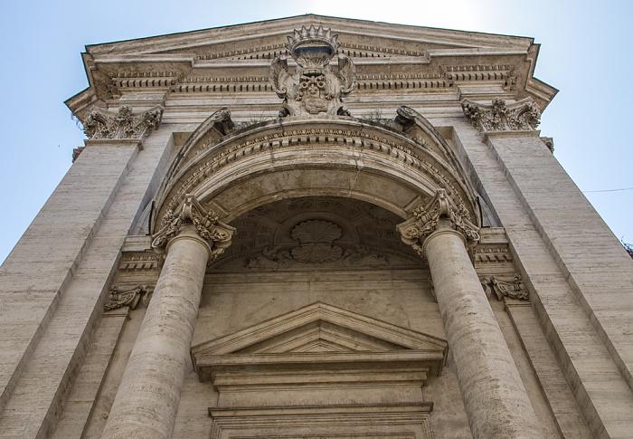 Monti: Chiesa di Sant'Andrea al Quirinale Rom