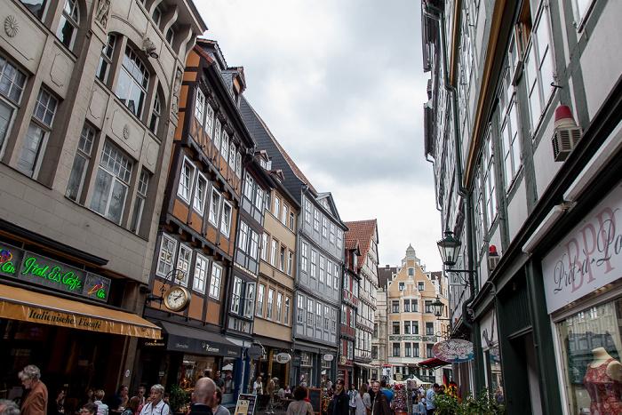 Hannover Altstadt: Kramerstraße