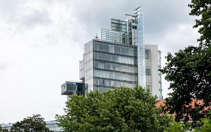 Hannover Südstadt: Verwaltungsgebäude der Nord/LB