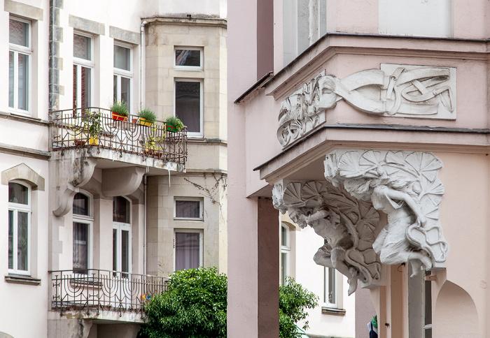 Hannover List: Podbielskistraße / Hubertusstraße