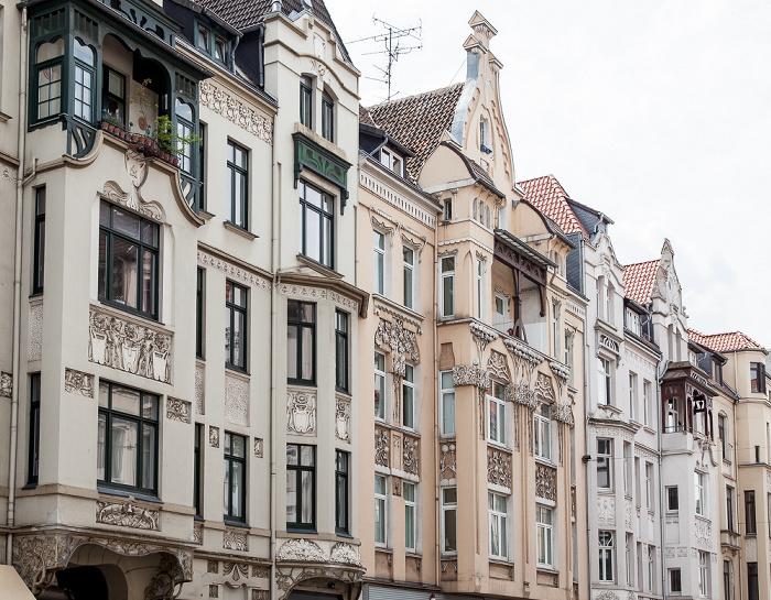 Hannover List: Podbielskistraße