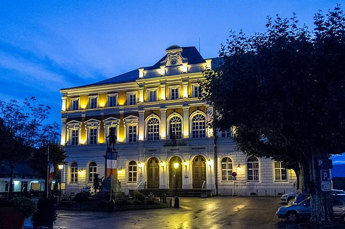 Hôtel de Ville Saint-Julien-en-Genevois