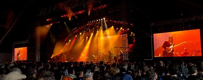 Saint-Julien-en-Genevois Stade des Burgondes (Festival Guitare en Scène): Uli Jon Roth