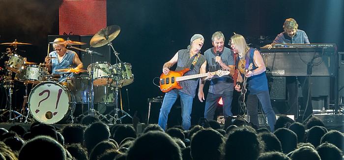 Saint-Julien-en-Genevois Stade des Burgondes (Festival Guitare en Scène): Deep Purple