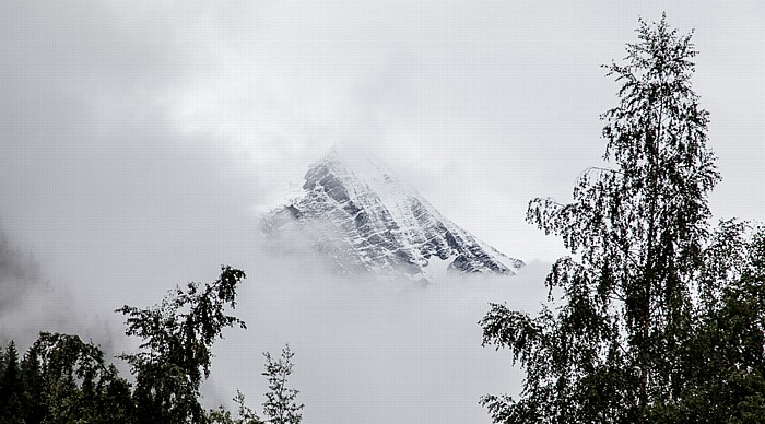 Chamonix Mont-Blanc-Massiv