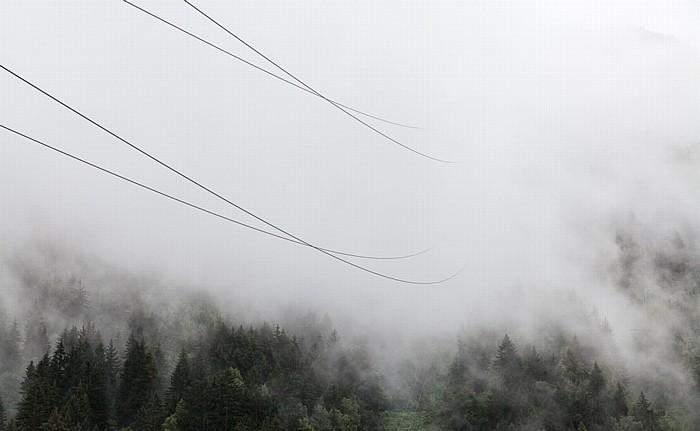 Chamonix Téléphérique de l'Aiguille du Midi