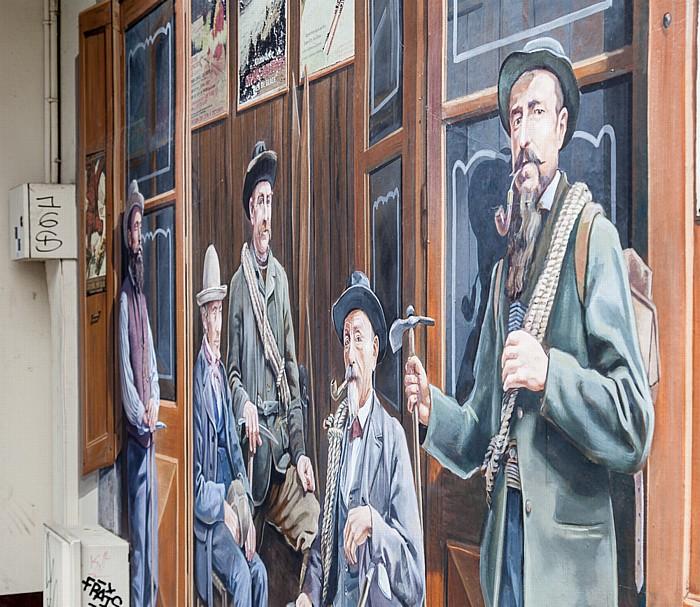 Chamonix Rue du Docteur Paccard