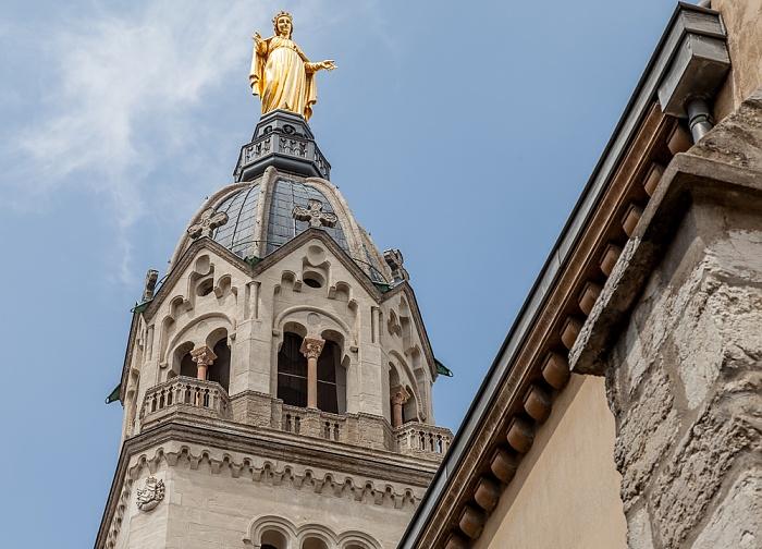 Lyon Fourvière: Chapelle Saint-Thomas