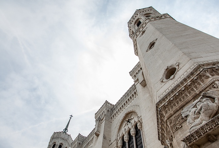 Fourvière: Basilique Notre-Dame de Fourvière Lyon