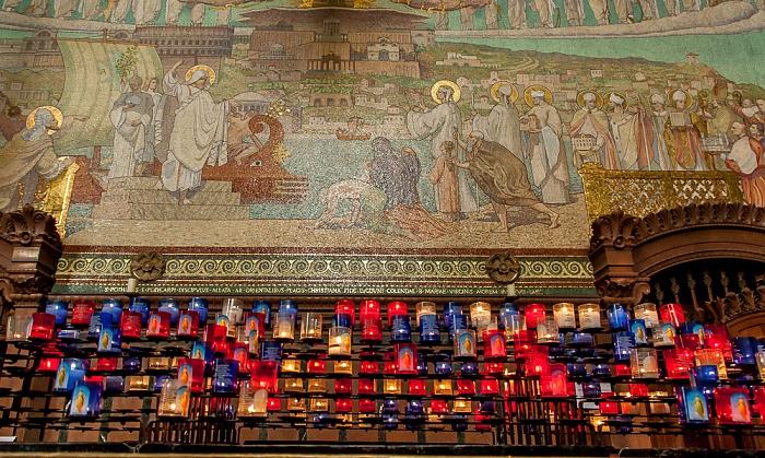 Lyon Basilique Notre-Dame de Fourvière