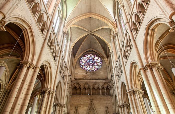 Lyon Cathédrale Saint-Jean-Baptiste
