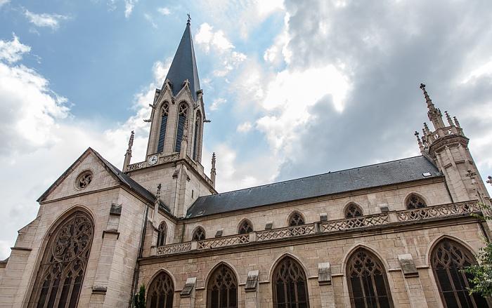 Vieux Lyon: Église Saint-Georges