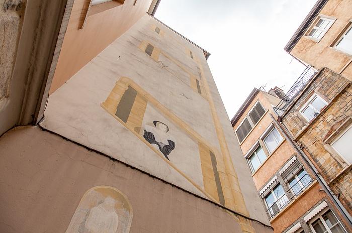 Vieux Lyon: Rue Saint-Georges