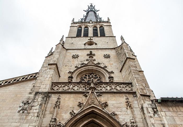 Vieux Lyon: Église Saint-Paul Lyon