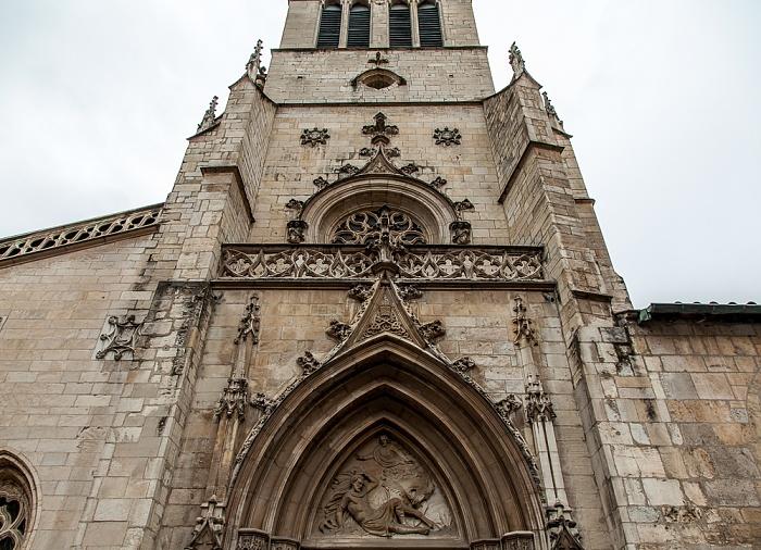 Vieux Lyon: Église Saint-Paul
