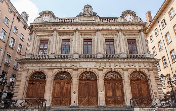 Vieux Lyon: Temple du Change