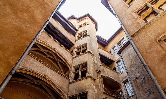 Vieux Lyon: Traboule
